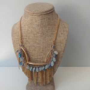 Cute blue Necklace